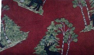 Rustic Retreat Flannel 1830-4
