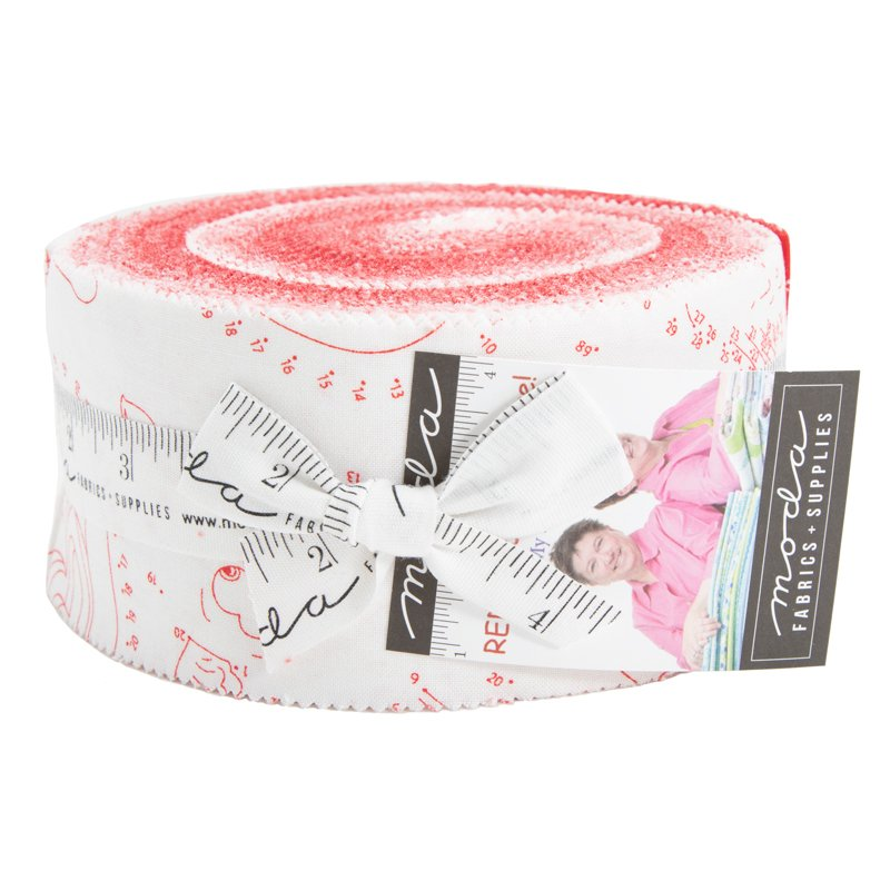 REDiculously In Love Jelly Roll 22360JR