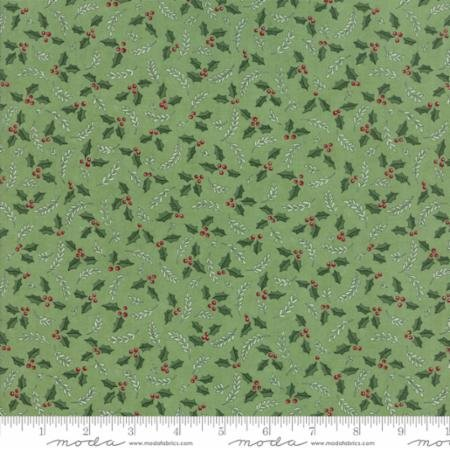 Hearthside Holiday Brushed - Pine Green 19833 16B