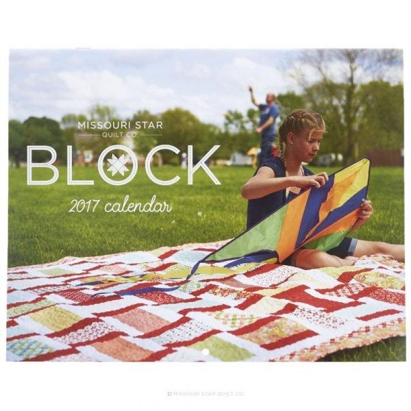 2017 BLOCK Calendar