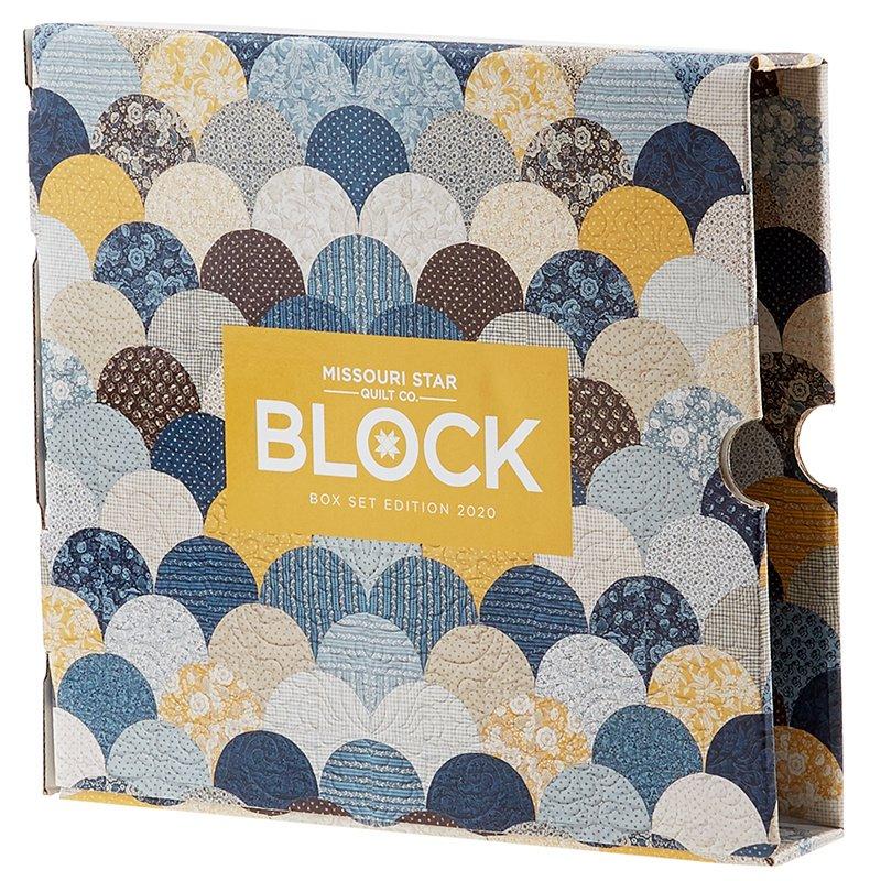 MO Star 2020 Block Collector Case