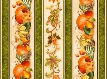 Autumn Abundance Autumn Song Stripe 4647 26291