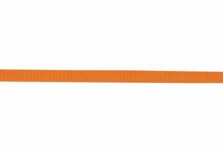 Grosgrain Ribbon Torrid Orange 3/8 3012-75015