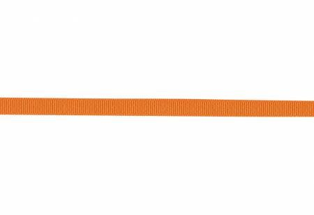 Grosgrain Ribbon Torrid Orange 3/8 3012-75015