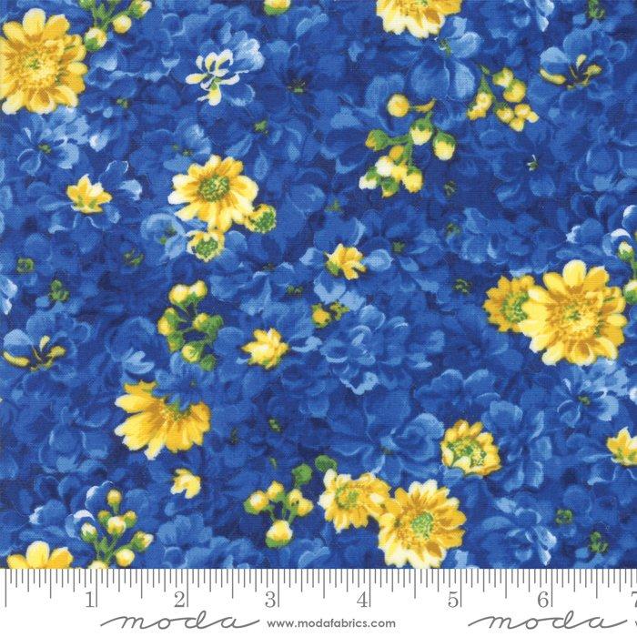 Summer Breeze 2019 - Flower Patch 33442 17 Navy