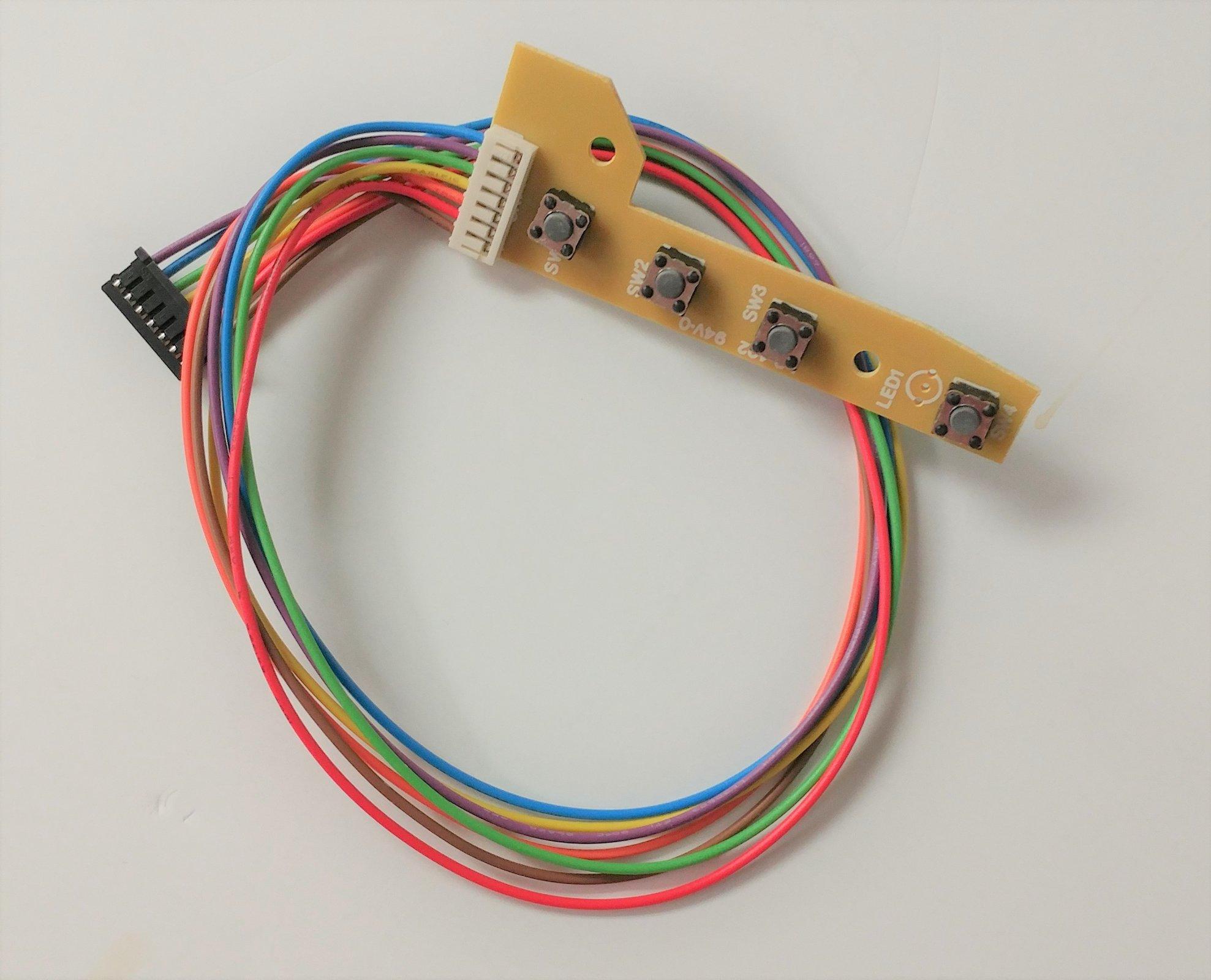 Elna 6600 Printed Circuit Board F