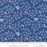 Bloomsbury - Dark Blue 47513 13