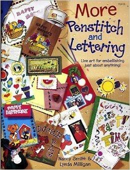More Penstitch & Lettering
