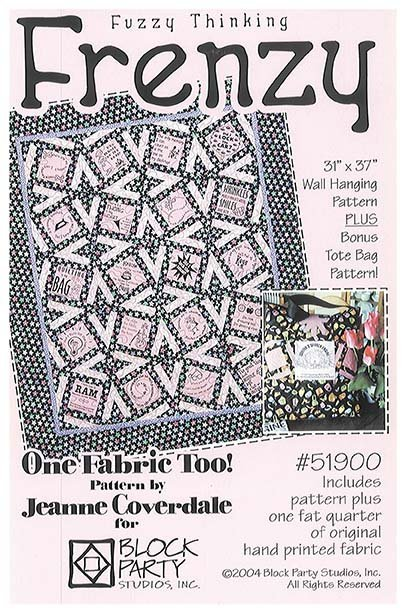 Fuzzy Thinking Frenzy Pattern 51900