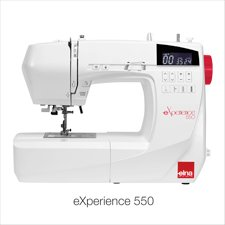 Elna eXperience 550 Electronic Sewing Machine