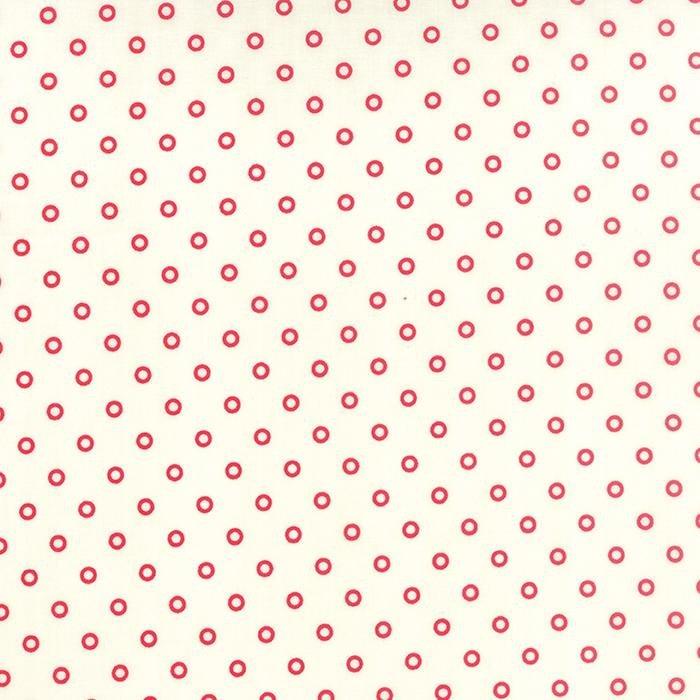 Hello Darling - 55115 14 Cream Red