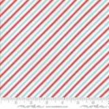 Vintage Holiday - Aqua/Red Flannel 55168 12F