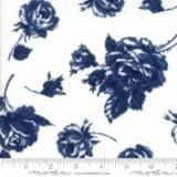 Smitten Rosy - Cream Navy 55170 25