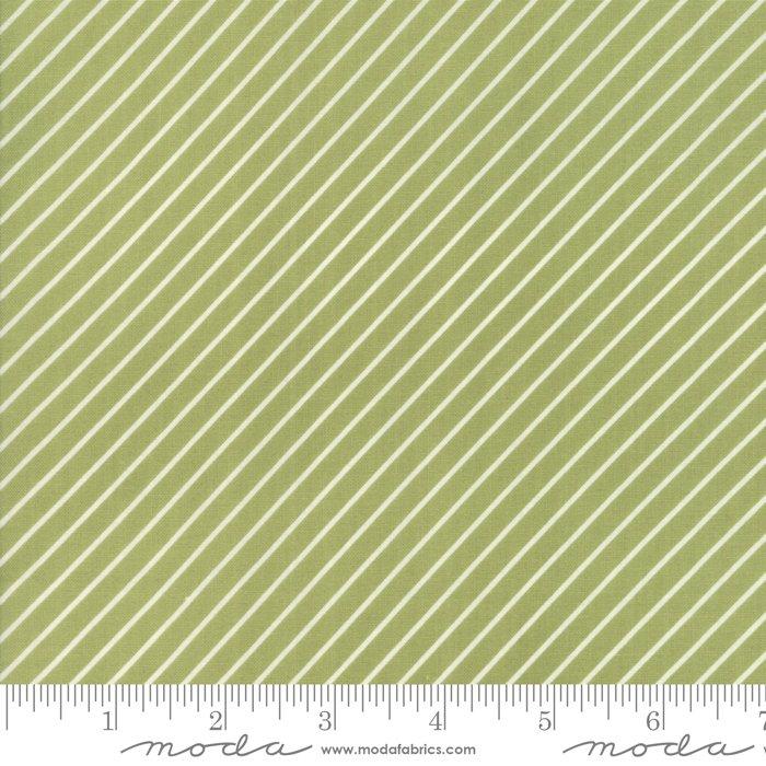Early Bird - Stripe 55196 16 Green