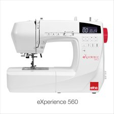 Elna eXperience 560 Electronic Sewing Machine