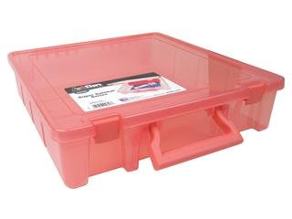 ArtBin Super Satchel 1 Compartment Coral 6955AG