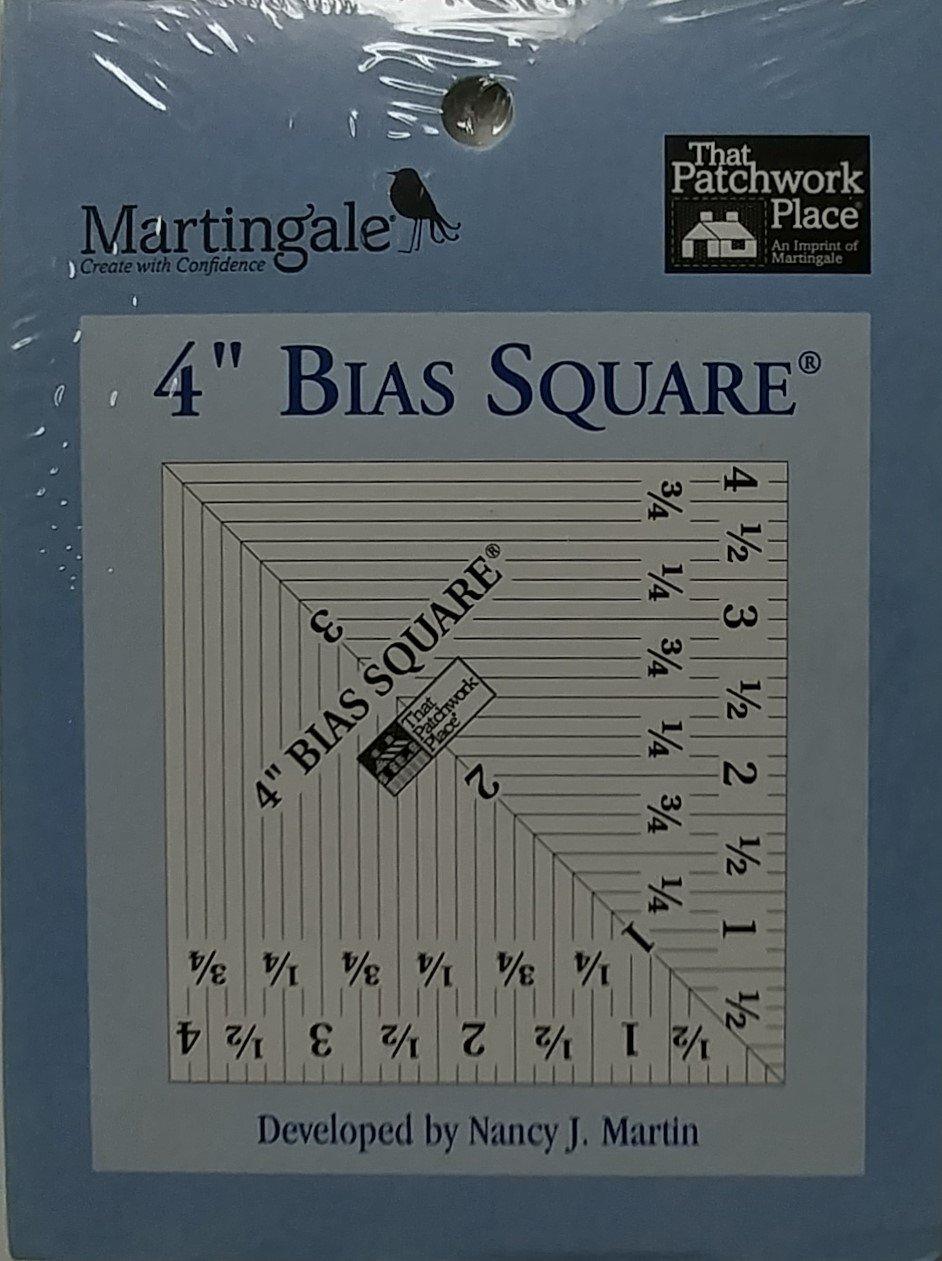 Bias Square Ruler 4