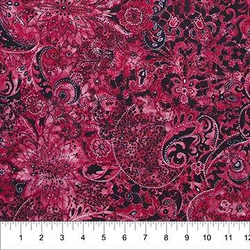 Banyan Batik Lustre Ruby - 81221 25