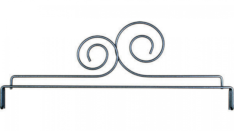 12 Double Scroll Header - 89737