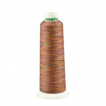Madeira Poly AeroQuilt 40wt Variegated 9609 Confetti 3000yds