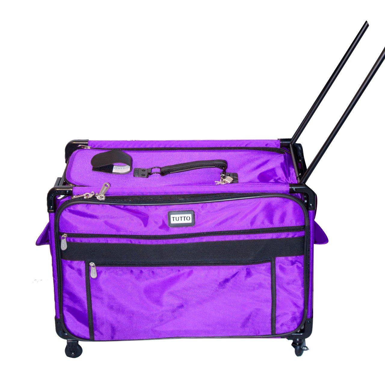 1X Tutto Machine Bag - Purple