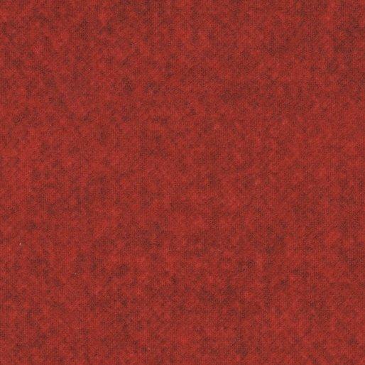 Wool Tweed Flannel - 9618F 89 Paprika