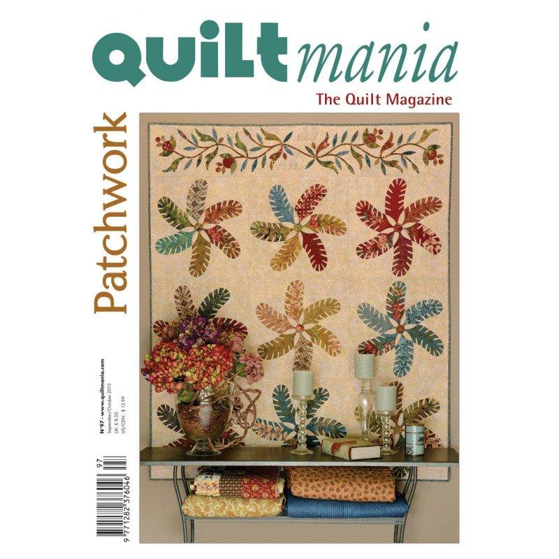 Quilt Mania Magazine N97