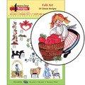 ADBL-18 Folk Art Embroidery CD