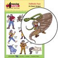 ADC-119 Folktale Fun Embroidery CD