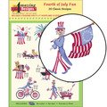 ADC-247 Fourth of July Fun Embroidery CD