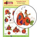 ADC-206 Pumpkin Patch Embroidery CD