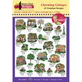 ADP-108 Charming Cottages Embroidery Designs
