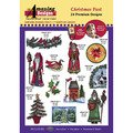 ADP-74J Christmas Past Embroidery CD