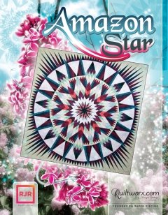 Amazon Star Pattern 104 x 104