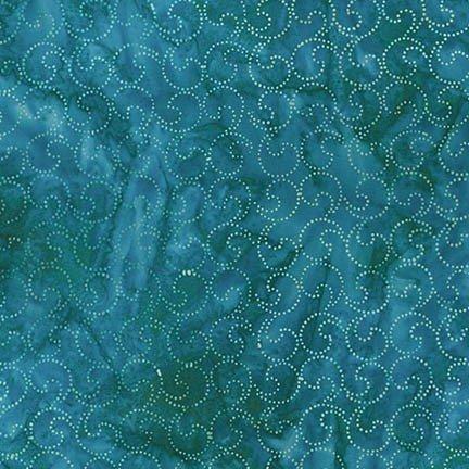 Artisan Batiks - Regal 2 Teal 15535 213