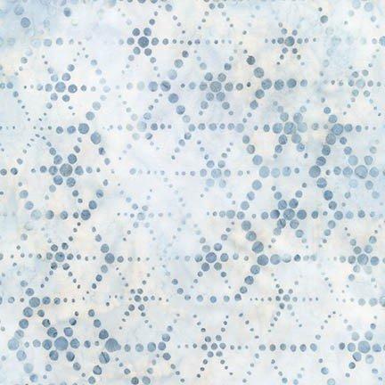 Dot Dot Dot 2 Batik - Silver 16806 186