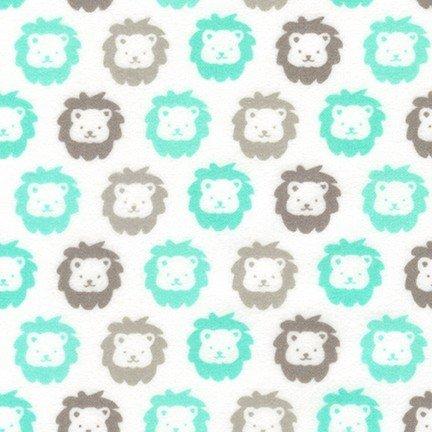 Cozy Cotton Flannel - Mint 18679 32