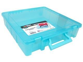 ArtBin Super Satchel 1 Compartment Aqua 6955AA