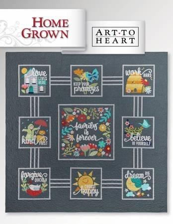 Home Grown - Art to Heart 553B