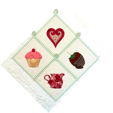 Auntie's Kitchen Potholders