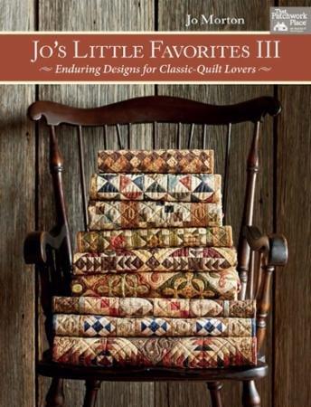 Jos Little Favorites III by Jo Morton B1447