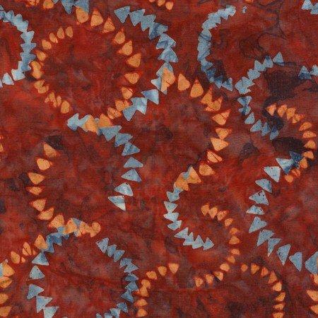 Tonga Batik - Cherry B4004