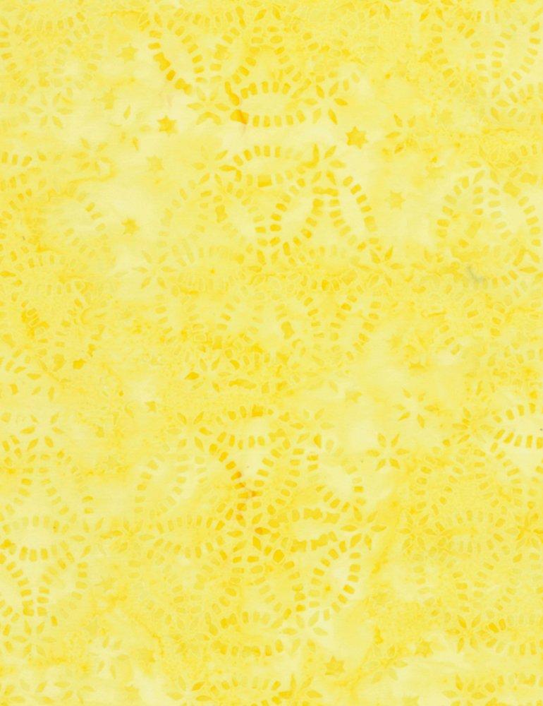 Mandarin Grove - Chain Medallion Lemon B5056