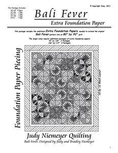 Bali Fever Extra Foundation Papers