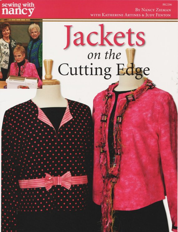 Jackets on the Cutting Edge BK2206