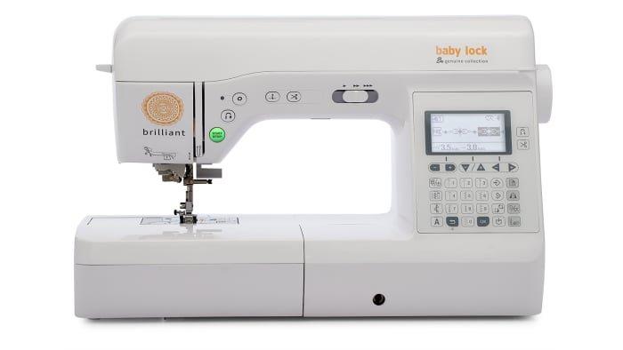 Baby Lock Brilliant Sewing Machine - BL220B