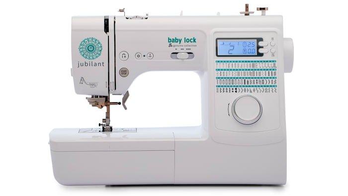Baby Lock Jubilant Sewing Machine - BL80B