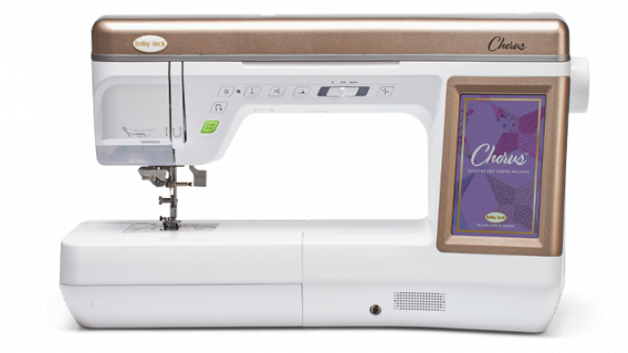 Baby Lock Chorus Quilting and Sewing Machine - BLCH