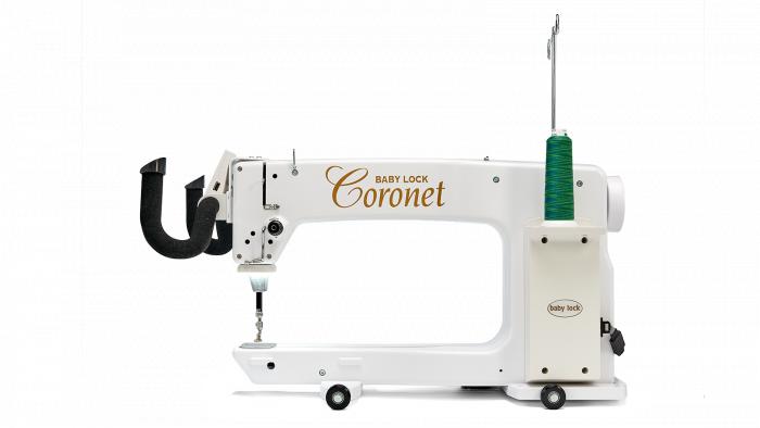 Baby Lock Coronet 16 Long Arm Machine and Frame BLCT16