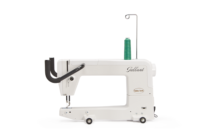 Baby Lock Gallant Longarm Machine BLGT15 with Villa frame